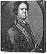 John Lovell (1710-1778) Acrylic Print
