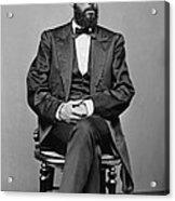 John Mercer Langston 1829-1897, Son Acrylic Print