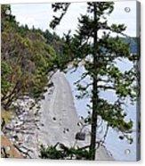 Johns Island Beach Acrylic Print