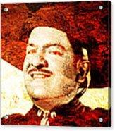 Jose Alfredo Jimenez Acrylic Print
