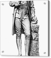 Joseph Priestley (1733-1804) Acrylic Print