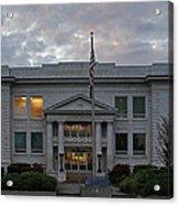Josephine County Court House Acrylic Print