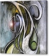 Joy Neoglyph Acrylic Print