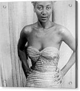 Joyce Bryant, African American Singer Acrylic Print