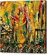 Jubilation II Acrylic Print