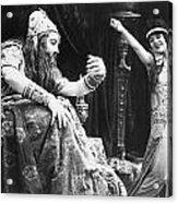 Judith Of Bethulia 1913-14 Acrylic Print by Granger