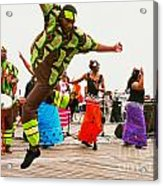 Jump Up Acrylic Print
