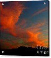June 29 2010 Acrylic Print