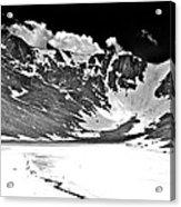 June At Summit Lake Acrylic Print