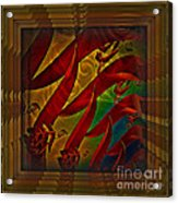 Jungle Book Acrylic Print