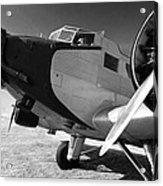Junkers Ju 52 1939 Acrylic Print