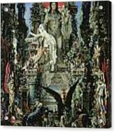 Jupiter And Semele Acrylic Print