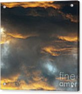 Just A Touch Of Heaven Acrylic Print