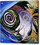 J.v. Wishin Fish 3 Acrylic Print