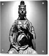 K-buddha Acrylic Print