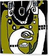 Kachina 1b Acrylic Print