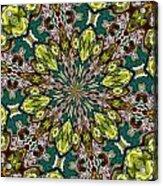 Kaleidocube 01 Acrylic Print
