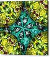 Kaleidocube 03 Acrylic Print