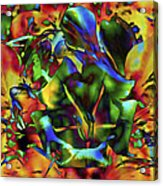 Kaleidoscope Acrylic Print