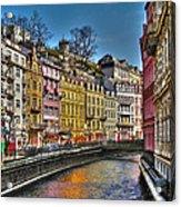 Karlovy Vary - Ceska Republika Acrylic Print