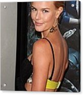 Kate Bosworth At Arrivals For True Acrylic Print by Everett