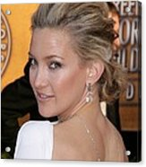 Kate Hudson At Arrivals For 16th Annual Acrylic Print by Everett