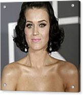 Katy Perry At Arrivals For Arrivals - Acrylic Print