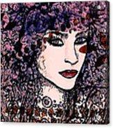 Katya Acrylic Print