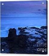 Kauai Twilight Acrylic Print
