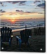 Kdh Sunrise Acrylic Print