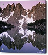 Kearsarge Lake Reflects The Nearby Acrylic Print