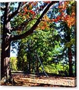 Kellifeer Park Acrylic Print