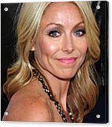 Kelly Ripa At Arrivals For Cop Out Acrylic Print by Everett
