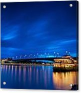 Kennedy Bridge - Bonn Acrylic Print