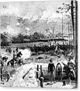 Kennesaw Mountain, 1864 Acrylic Print