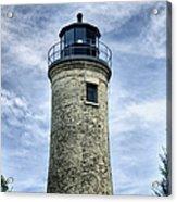 Kenosha Southport Lighthouse Acrylic Print
