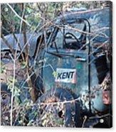Kent Chevy Truck Acrylic Print