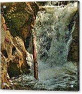 Kent Falls Redux Acrylic Print