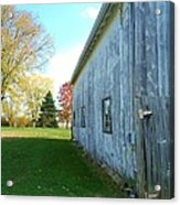 Kentucky Barn  Acrylic Print
