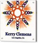 Kerry Clemens Acrylic Print