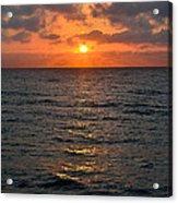 Key West Sunrise Acrylic Print