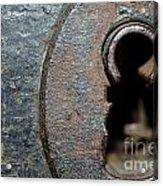 Keyhole Acrylic Print