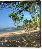 Kilauea View From Princeville Acrylic Print