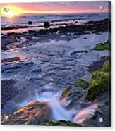 Killala Bay, Co Sligo, Ireland Sunset Acrylic Print