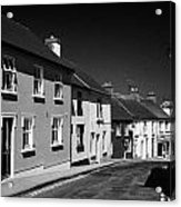 Killala Irish Village County Mayo Ireland Acrylic Print