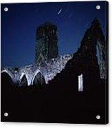 Killcrea Priory, County Cork, Ireland Acrylic Print