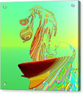 Killer Wave Acrylic Print