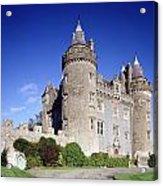 Killyleagh Castle, Co. Down, Ireland Acrylic Print
