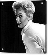 Kim Novak, 1955 Acrylic Print