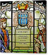 King Alfonso Vi ... Acrylic Print